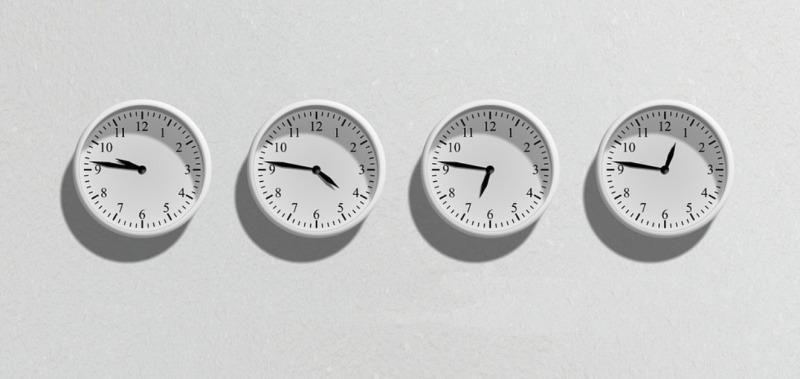 однакові цифри на годиннику