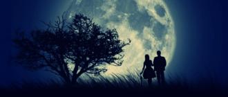Чому не можна дивитися на місяць